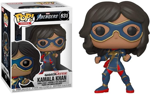 POP! Marvel Avengers Game Kamala Khan