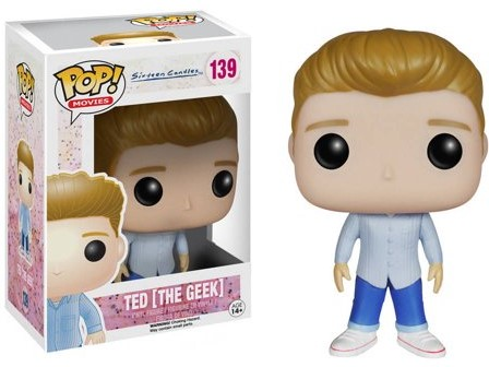 POP! Sixteen Candles - Ted (The Geek)