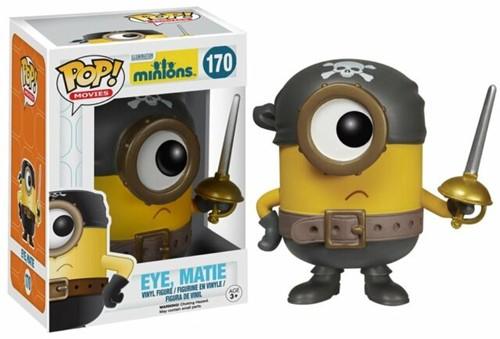 POP! Minions - Eye Matie