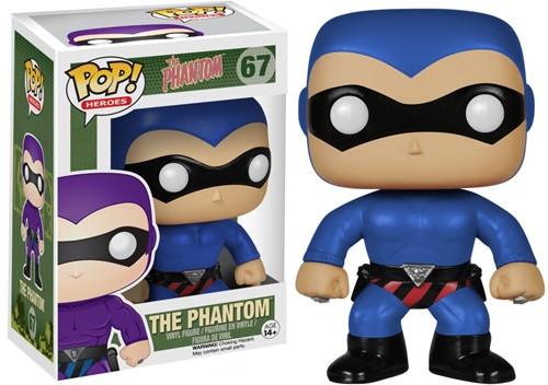 POP! Phantom - Ghost Who Walks Blue Version