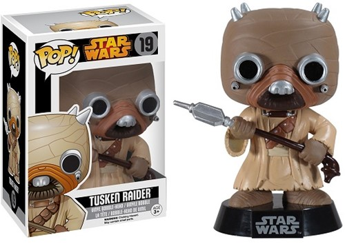 POP! Star Wars - Tusken Raider Vaulted