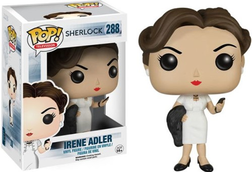 POP! TV Sherlock Irene Adler