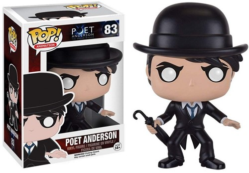 POP! Vinyl Poet Anderson