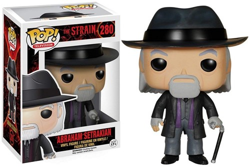 POP! Vinyl the Strain Abraham Setrakia