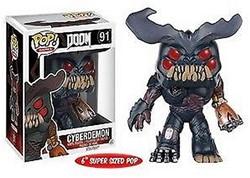 """POP! XL Games Doom 6"""" Cyberdemon"""