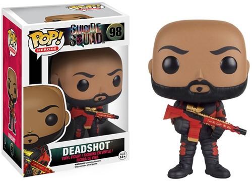 POP! Suicide Squad - Deadshot UM