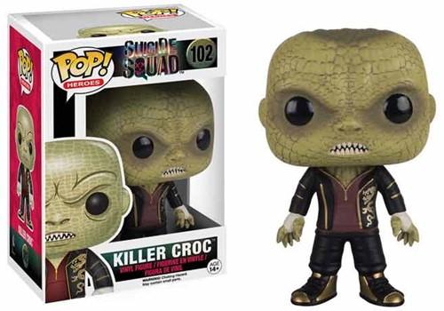 POP! Suicide Squad - Killer Croc
