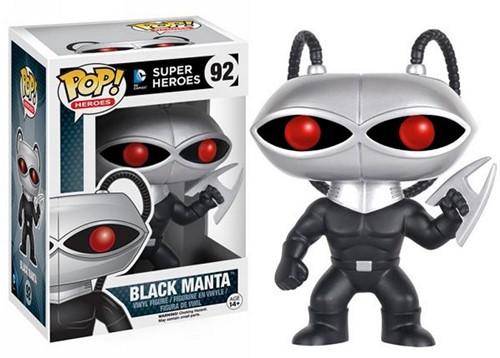 POP! Heroes Black Manta