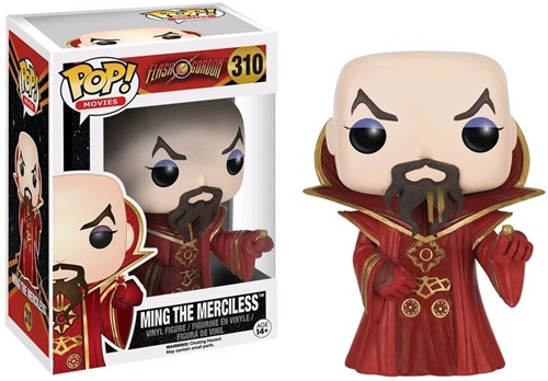 POP! Flash Gordon Ming