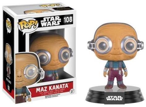 POP! Star Wars EP7 Maz Kanata