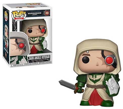 POP! Games Warhammer 40K-Dark Angels Veteran