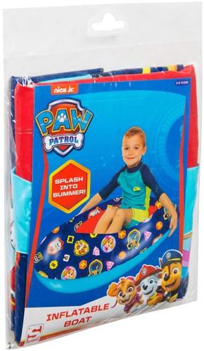 Paw Patrol Opblaasbare boot +- 100x70cm