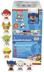 Paw Patrol 3D Puzzel Gum 8 assorti in display (24) 4,5x6cm