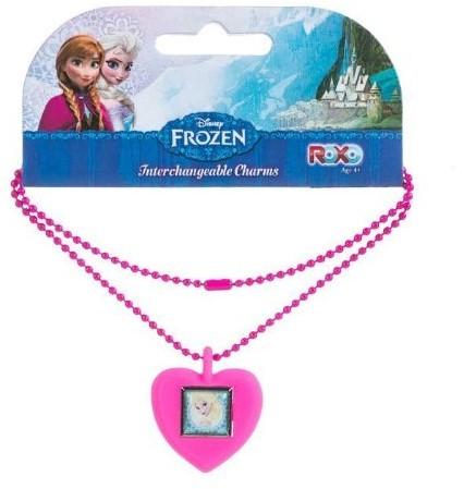 Disney Frozen Nekketting met vervangbare Charms Elsa