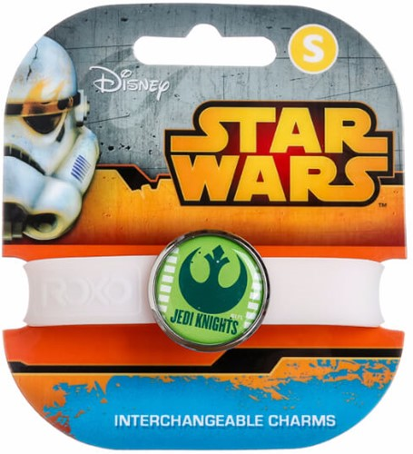 Star Wars armband met vervangbare Charm Jedi Jumbo
