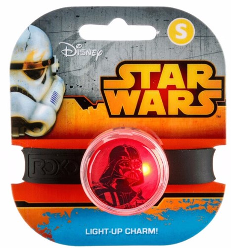 Star Wars Light Up Charm Band S Darth Vader