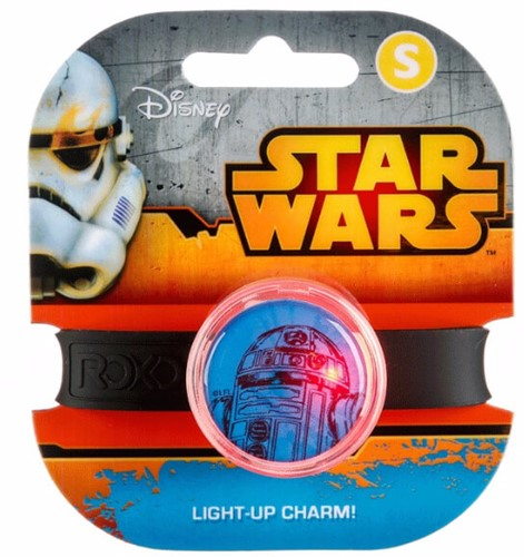 Star Wars Light Up Charm Band S R2-D2