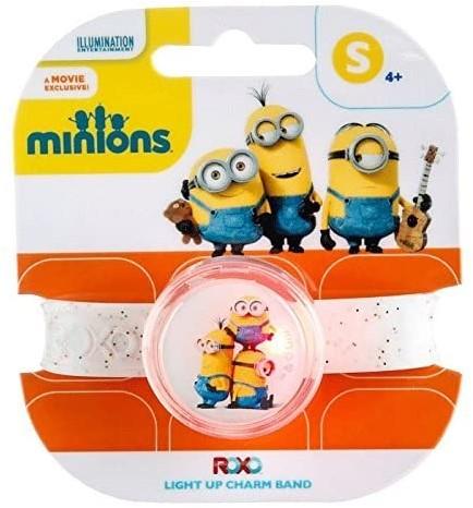 Minions Light Up Charm Band S
