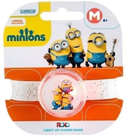 Minions Light Up Charm Band M