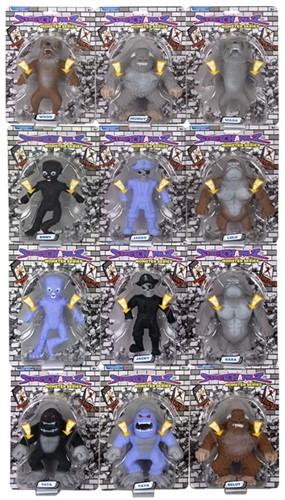 Stretchapalz Monster Series assorti 15x22cm