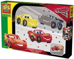SES Disney Cars 3 Strijkkralen 1300 stuks 20x30cm