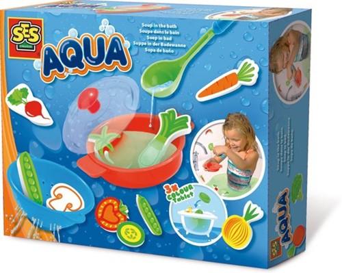 SES Aqua Soep in Bad 20x25cm