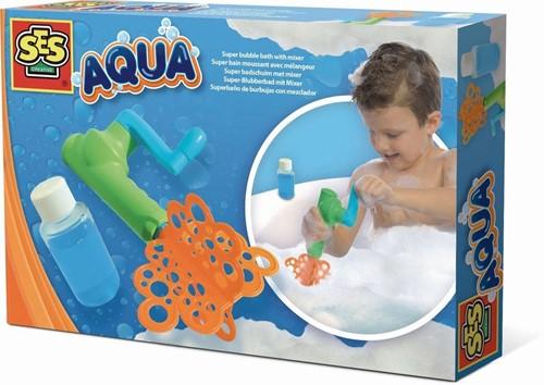 SES Aqua Super Badschuim met mixer 20x30cm