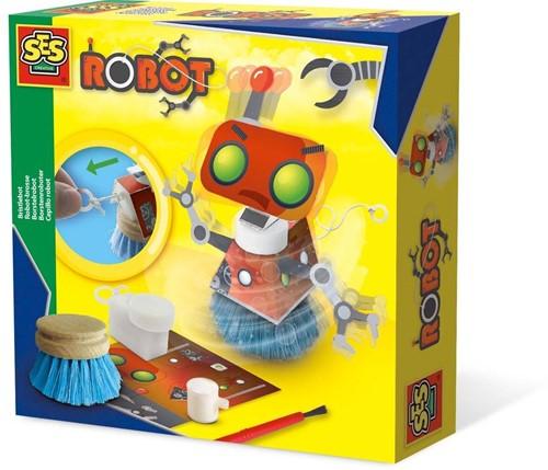 SES Robot Borstelrobot 20x20cm