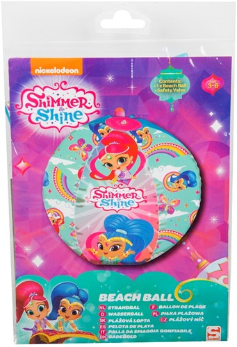 Shimmer & Shine Opblaasbare Beach ball