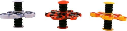 Springing with Flip Spinner 8cm-3