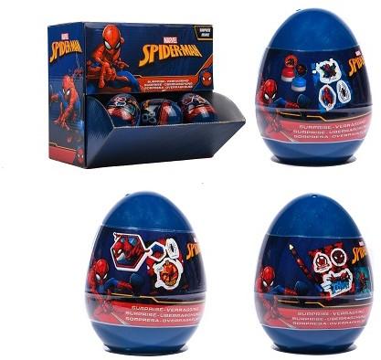 Spiderman verrassingsei assorti in display (24)