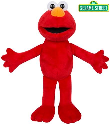 Sesamstraat Pluche Elmo Gift 25cm
