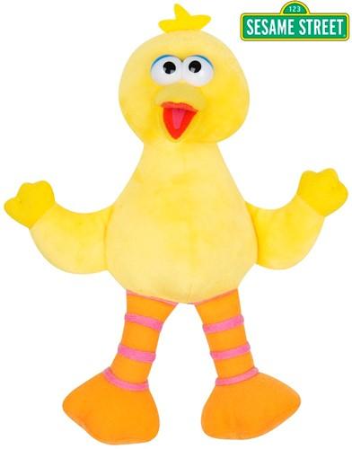 Sesamstraat Pluche Big Bird Gift 25cm