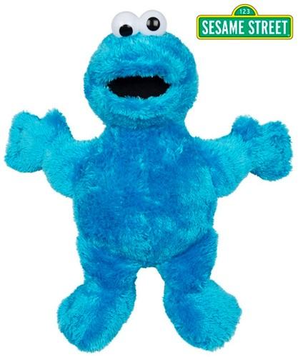 Sesamstraat Pluche Cookie Monster Gift 20cm