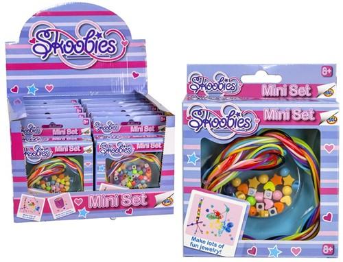 Skoobies Mini Set 12x12cm