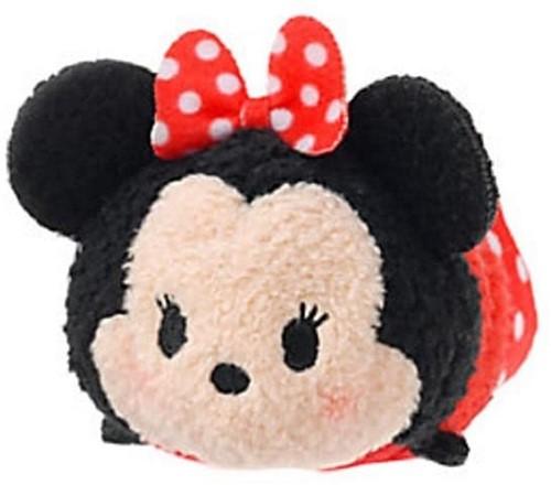 Disney Tsum Tsum Pluche Minnie Mouse 15cm