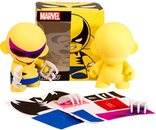 Kidrobot Marvel Wolverine Munny 17x19cm