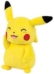 Pokemon pluche Pikachu Smiling 20cm