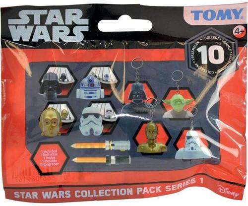Blind Bag Star Wars assorted Pack Series 1 10 assorti 11x14cm