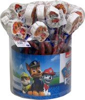 Paw Patrol potlood met gum assorti in Giftbox-2
