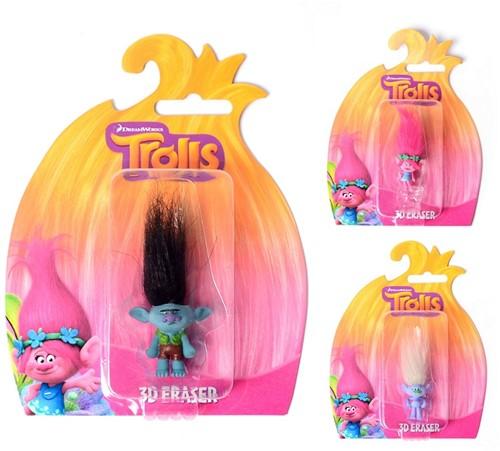 Trolls 3D Gum 3 assorti