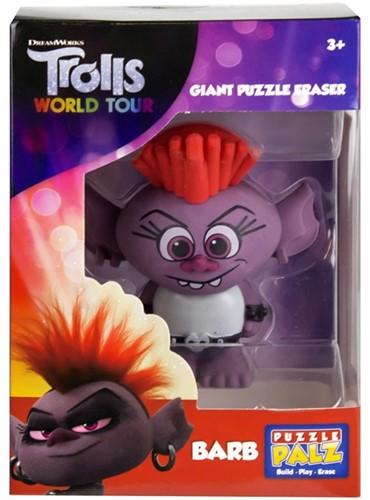 Trolls 2 Puzzle Palz 3D Puzzel Gum Giant Barb in Box 12x16cm