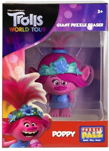 Trolls 2 Puzzle Palz 3D Puzzel Gum Giant Poppy in Box 12x16cm