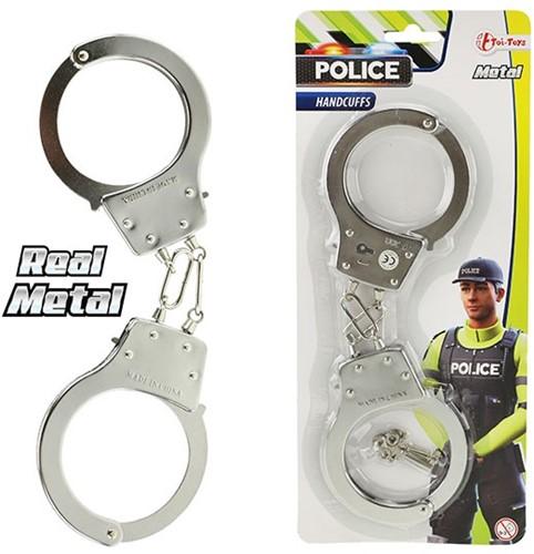 POLICE Handboeien politie metaal