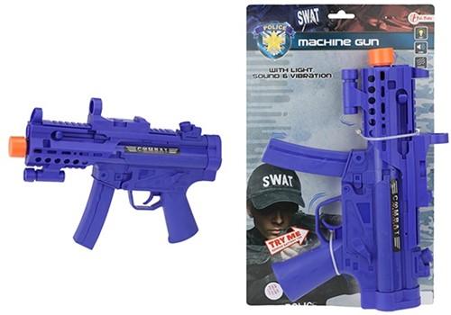 MP-15 speelgoed geweer Licht en geluid [Incl.Batt.] 35cm