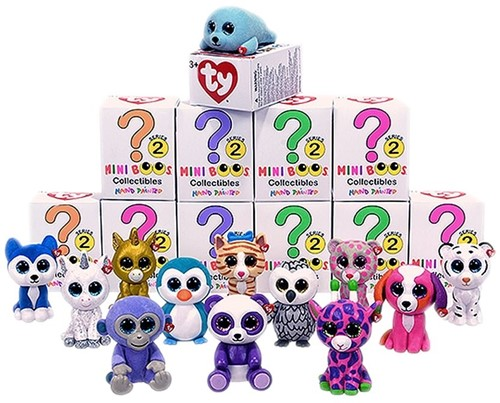 TY Mini Boos Collectables Serie 2 5,5cm