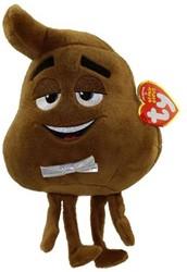 TY Emoji Poop 15cm