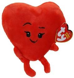 TY Emoji Hart 15cm
