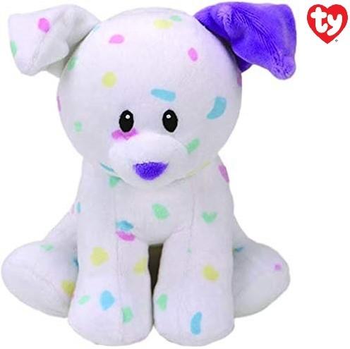 TY Pluche Hond gekleurd Sprinkles 24cm