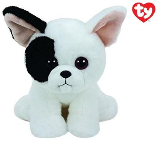 TY Pluche Hond met Glitter ogen Marcel 24cm